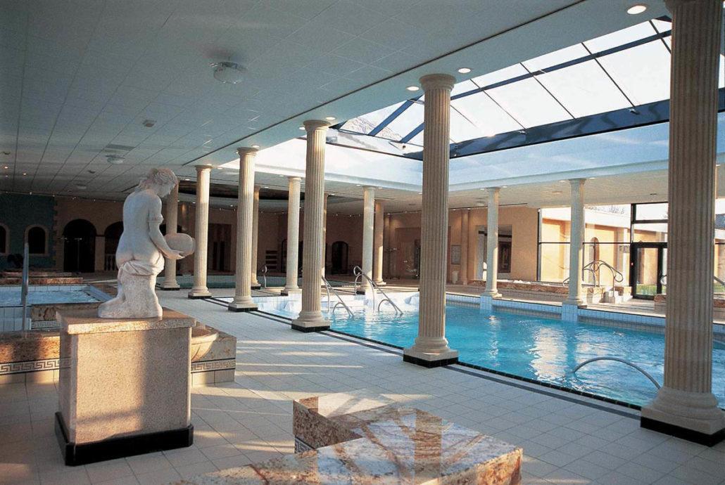 Centre Thermal Villa Pompei Asp Architecture
